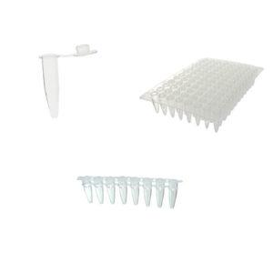 Microtubos para PCR y accesorios